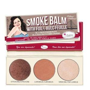 Smoke balm with foil 🌻